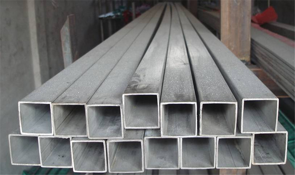 OEM seamless square precision steel tube