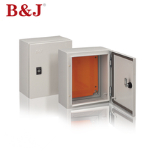 B&J OEM Customized IP66 Waterproof Outdoor Electrical Distribution Box