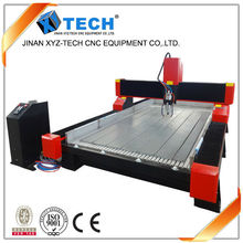 XJ 1318 woodworking cnc router stone cnc router cutting and polishing / cutting machines