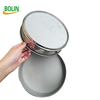 304 20x5cm 30x5cm stainless steel double wire mesh sieve