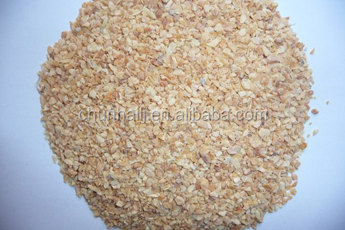 High quality grade A dehydrated garlic granules manufacturer