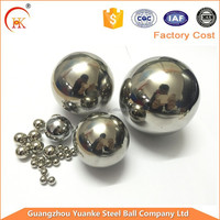 "Yanke Steel Ball 1"" solid big aisi 304 stainless steel bulk stress ball"