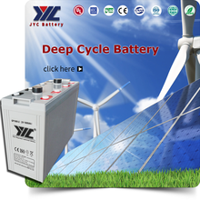JYC Telecom Rechargeable Valve Regulated 2V 800AH battery ,Sealed Lead Acid 2v deep cycle Batteries for UPS /Solar power