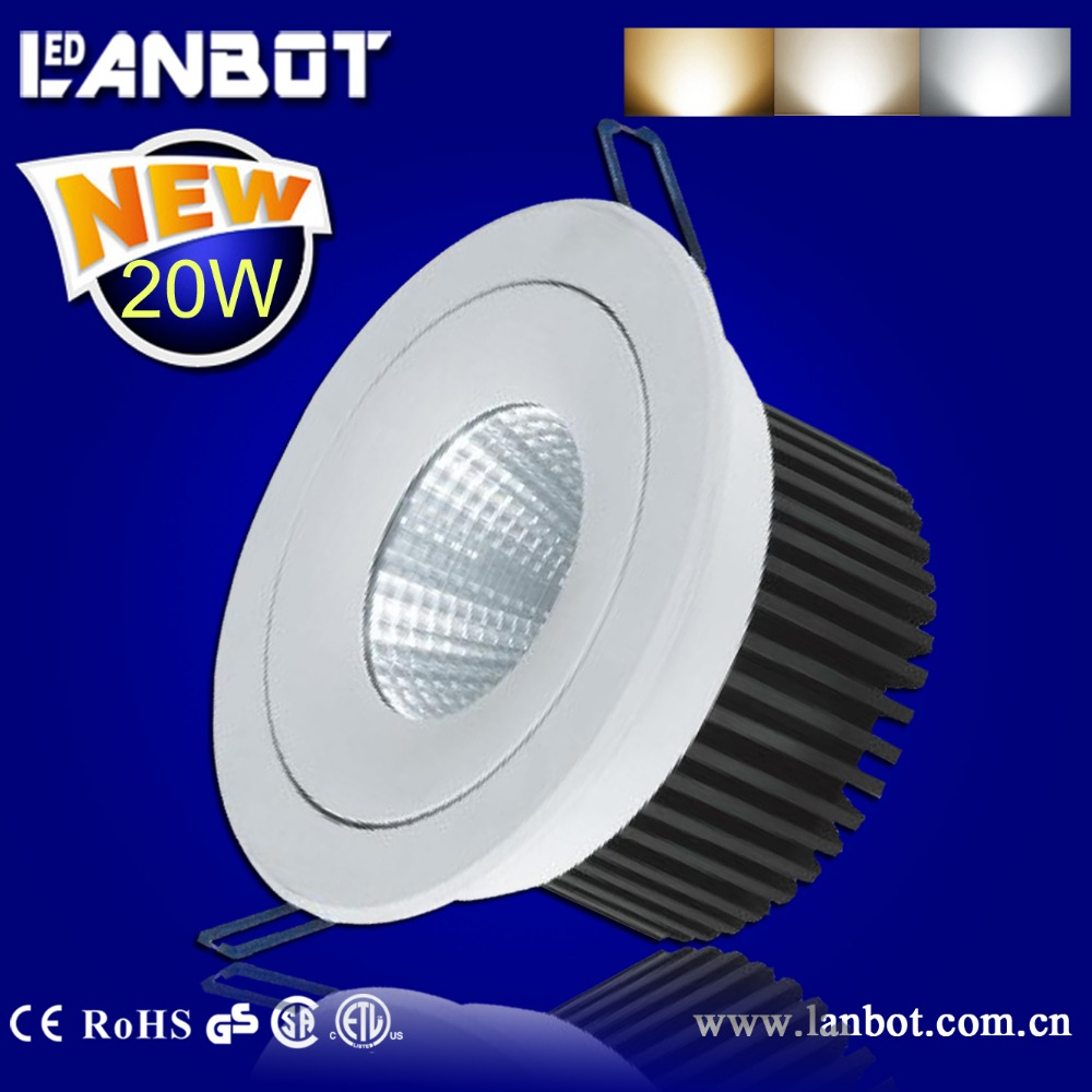 Hot sale inserted led ceiling light/ceiling downlight