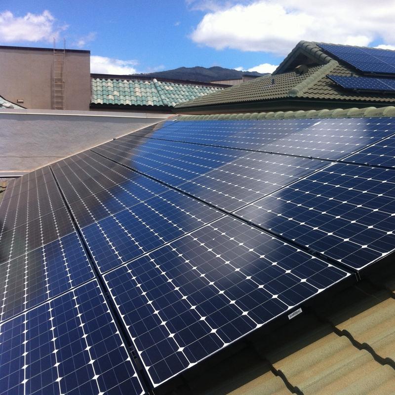 5000 Watt Solar Off Grid System 5kw For Residencial