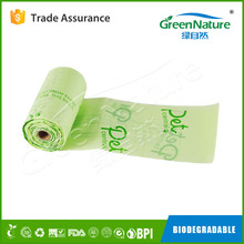 Factory price high quality biodegradable big pet waste bags of ISO9001 Standard