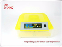 HHD Modern design Best quotation & quality Cost-effective easy family using chicken 48 eggs hatcher with CE