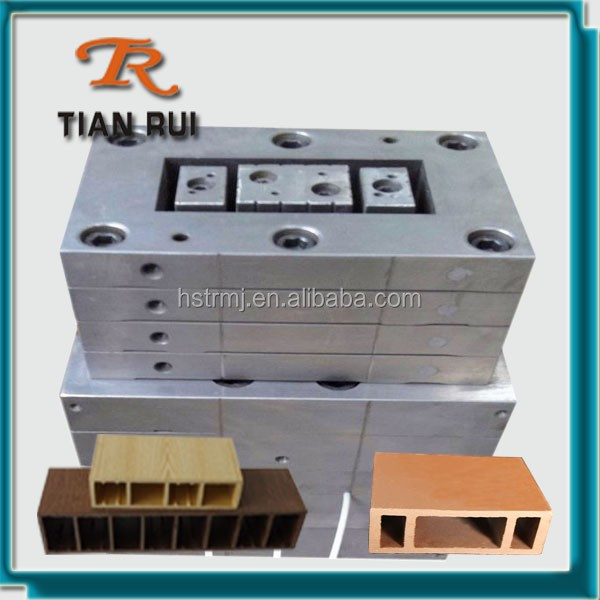 Manufactures Direct PE WPC Landscape Extrusion Mold