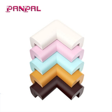 Sell well safety colorful decorative furniture adhesive bumper corner protector for baby