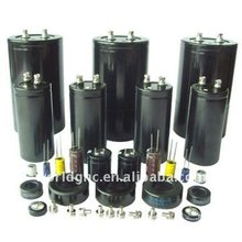 vehicle electric system aluminum electrolytic capacitor
