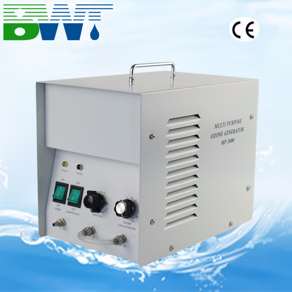5g/h the best air cooling air and water ozone generator for home