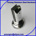 Stainless steel glass pool spigot
