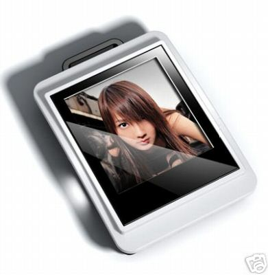 1. 5 Inch USB Digital Photo Frame Album Key Chain Picture Vie