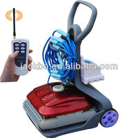 Remote control Automatic swimming pool low price robot vacuum cleaner
