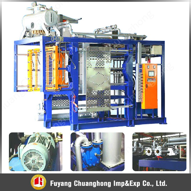 Motorized high grade eps molding machine