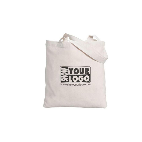 2017 new design durable hot sale 12oz cotton canvas tote bag