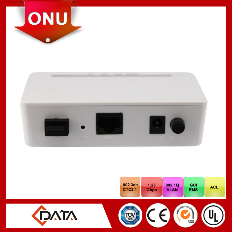 FTTH optical Network 1GE port GPON ONT