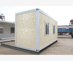 alibaba saleportable cheap 20ft export house for Algeria