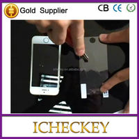 2015 brand new tempered glass screen protector for iphone6 mobile phone good quality and price