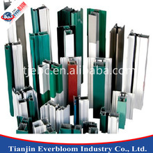 Widely Used Different Types of Aluminum Profiles