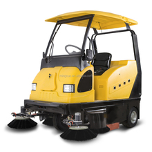 2017 hot sale Mingnuo industrial rider sweeper/sidewalk Sweeper