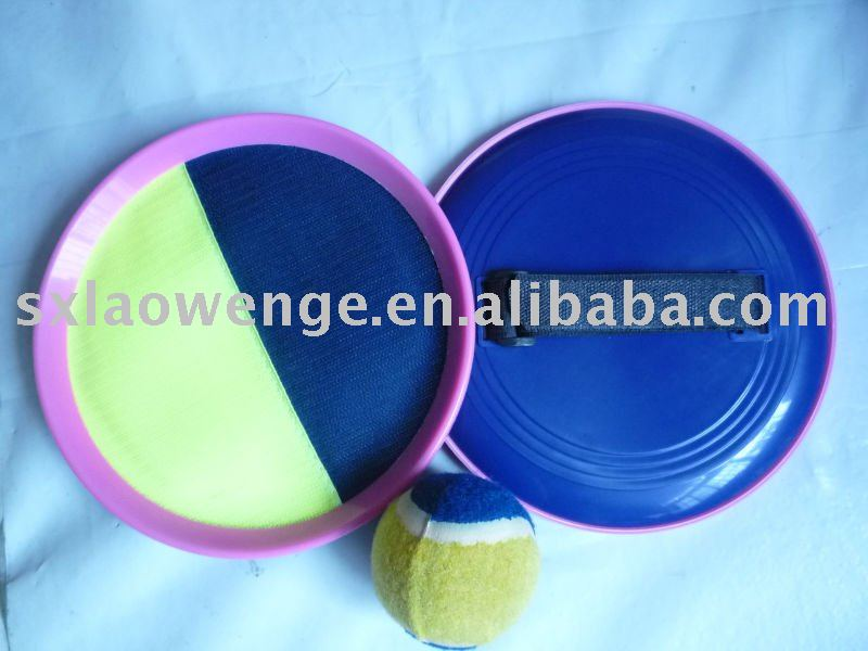 Plastic Catch ball set for kids