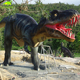 KANOSAUR3391 Outdoor High Quality Fiberglass Dinosaur Statue For Sale