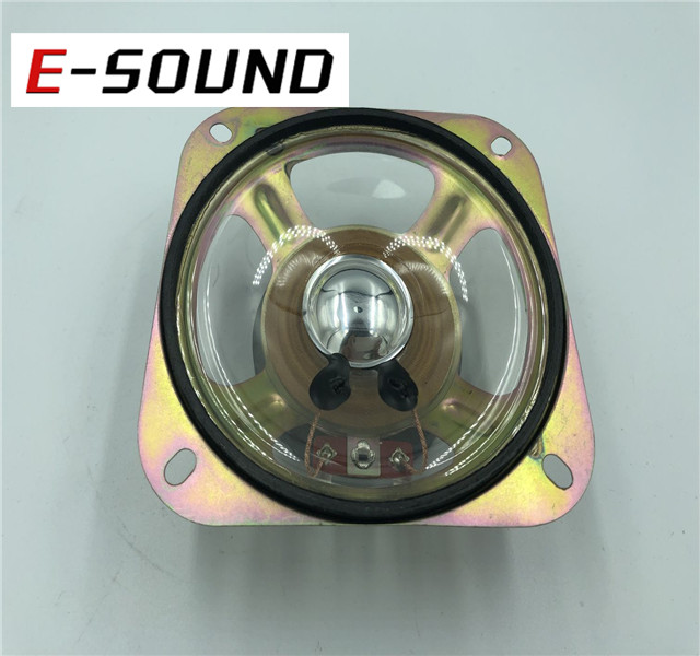 Professional manufacturer high quality 8ohm 5W diameter 102MM Speaker