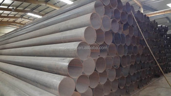 All sizes of ERW pipe/tube in good quality