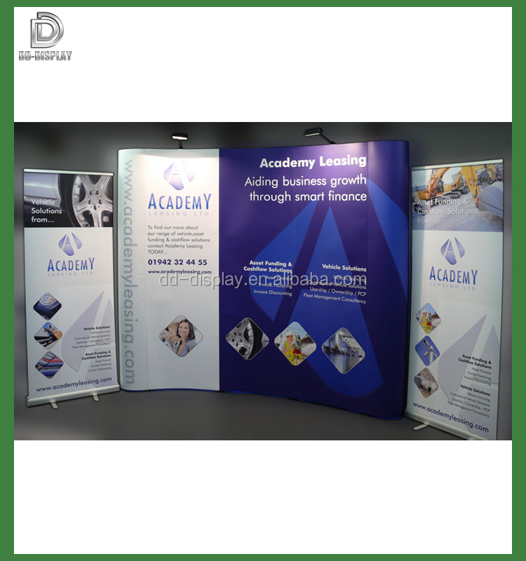 Exhibition Stands Prices : Good prices pop up exhibition stands and trade show