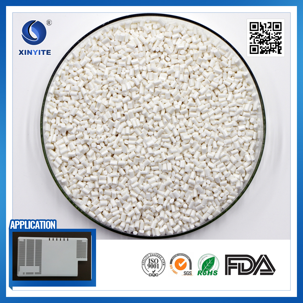 Flame retardant plastic pc abs / virgin plastic granules / plastic pc alloy