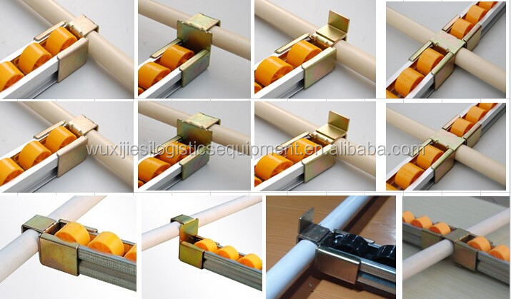 portable roller conveyor,plastic skate wheel flexible conveyors