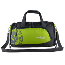 Hot sales waterproof Sports Duffle Bag Gym Bag with Shoe Compartment