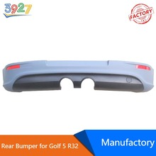 Auto Car Rear Bumper Diffuser for VW Golf 5 / MK5 R32