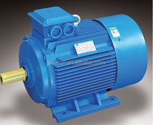 NEMA 3 HP 5 HP Three phase single-phase asynchronous electric motor 2.2 KW with aluminium house IP 55