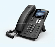 Asterisk compatible smart IP Phone for office use