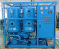 Model ZLS-100 Double stage vacuum oil treatment machine