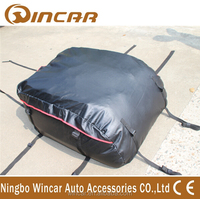 Car Roof Top Bag Storage Roof Rack Bag Carrier