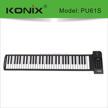 korg piano with speaker 61keys roll piano baby musical instrument midi keyboard musical mini piano