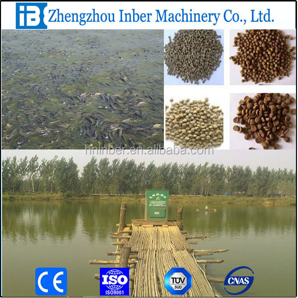 fish farming automatic fish food feeder