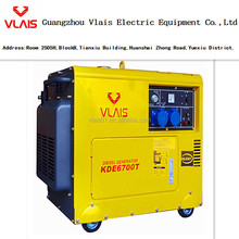 Guangzhou Vlais export quality big power low price continuous diesel generator set