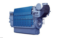MAN 6L27/38 ,7L27/38,8L27/38 marine engine for working ship,Multipurpose ship, maritime traffic management of the host etc.
