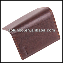 Fashion branded wallet funky leather wallet