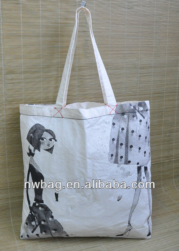 2014 Cheap Custom Coton Cloth Tote Bag,custom printed canvas tote bags,cheap plain tote canvas bags