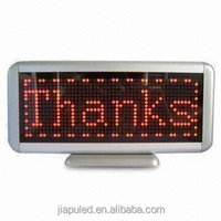 2015 new fashion P 3.0 digital led sign board designs with high quality from China