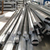Good Quality Octagonal Steel Post