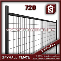 Outdoor Garden Decoration Fence Barrier Fence Plastic Mesh Plastic Portable Fence