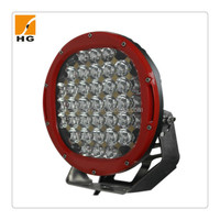 "9"" 111W led work light,high power Cree led driving light"