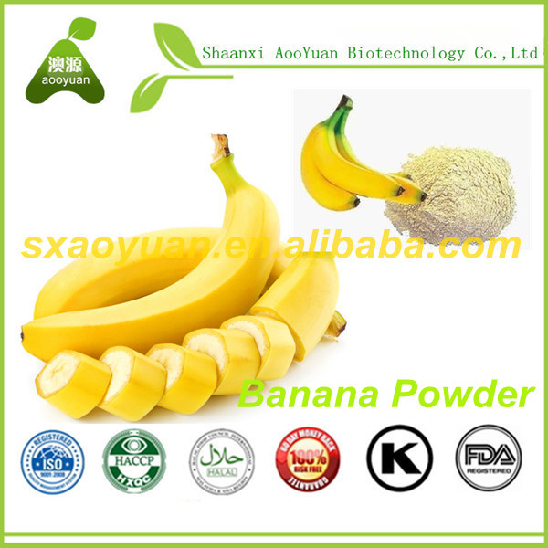 Organic Wholesale Banana Powder Dried Banana Extract