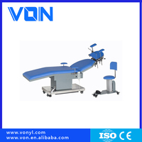 FD-III -9 Dental ophthalmic ENT Examination electric Operation Table for medical equipment